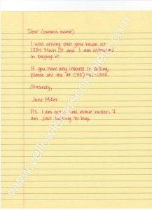 Yellow Letter Investor 8