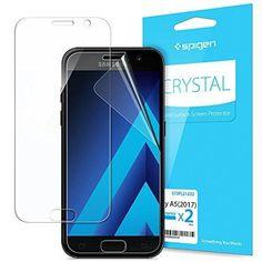 Oferta: -€. Comprar Ofertas de [2-Pack] Protector de Pantalla para Galaxy A5 2017, Spigen® LCD Film **Ultra-Clear** antiarañazos Ultra claro más duradero Pr barato. ¡Mira las ofertas!