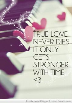 #lovequotes #truelove #strongerwithtime