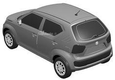 Suzuki iM-4 production version patent sketch rear three quarter