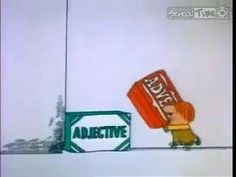 School House Rock - Lolly, Lolly, Lolly, Get Your Adverbs Here! (Grammar Rock) Week 14 & 16