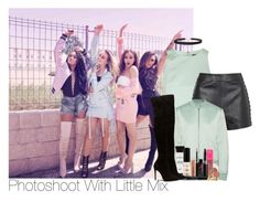 """""""Little Mix~#17"""" by lauren-beth-owens ❤ liked on Polyvore featuring TIBI, Topshop, T By Alexander Wang, Anastasia Beverly Hills, Jeffree Star, Smashbox, Humble Chic, Kasun, littlemix and jadethirlwall"""