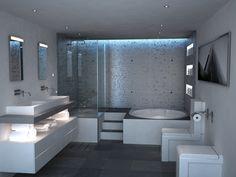 3D design baño
