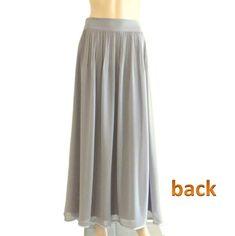Careful Lularoe L Maxi Skirt Solid Light Green Garter Belts