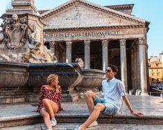 #pantheon #rome #italy #love #travel