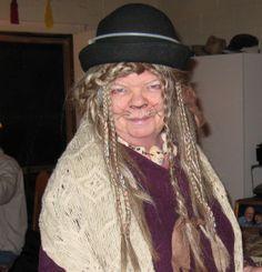Samhain 2011 - Marsha in costume
