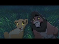 Lion King 2 Kovu, Lion King Art, Disney Lion King, Lion King Images, Lion King Pictures, Kiara And Kovu, Simba And Nala, Lion King Series, Watch The Lion King