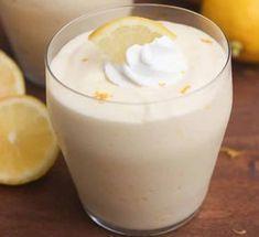 Crème dessert au citron au thermomix