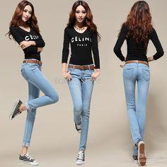 Resultado de imagen para women's jeans 2017