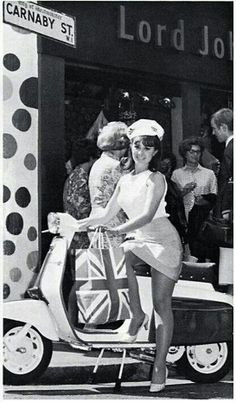 Carnaby Street, 1960s