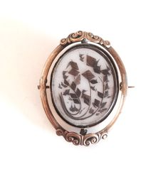 Shop for mirror on Etsy, the place to express your creativity through the buying and selling of handmade and vintage goods. Victorian Hairstyles, Mourning Jewelry, Memento Mori, Hair Jewelry, Pocket Watch, Bracelet Watch, Brooch, Trending Outfits, Unique Jewelry