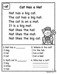 7 Reading Worksheets Phonics Reading prehension Passages and Questions for Grade √ Reading Worksheets Phonics . 1st Grade Reading Worksheets, First Grade Reading Comprehension, Phonics Reading, Reading Comprehension Worksheets, Reading Passages, Teaching Reading, Comprehension Strategies, Reading Response, Reading For Grade 1