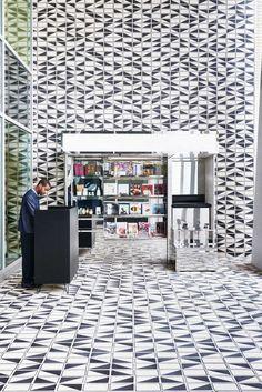 Commune Design Transforms a 1960s Bank into The Durham.