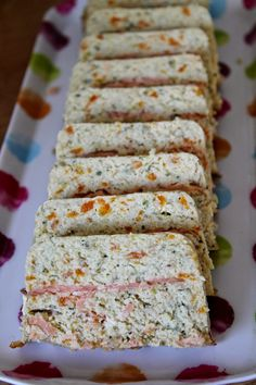 Cela faisait un moment déjà que je voulais essayer de faire une terrine de poi… It's been a while since I wanted to try making a terrine of fresh fish. There was a nice promo on black place I … Whole30 Fish Recipes, Easy Fish Recipes, Shrimp Recipes, Rice Recipes, Meat Recipes, Corned Beef, Best Rice Recipe, Seafood Appetizers, Fish Dishes