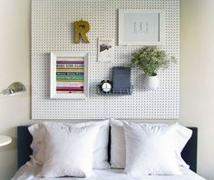 Hit the Snooze Button with 20 DIY Headboards  |  Brit + Co.