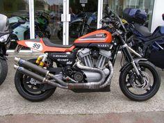 2011 HARLEY DAVIDSON XR1200