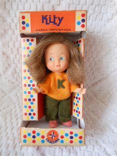 kity da estrela original mini doll cópia de caixa susi
