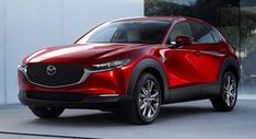 2020 Mazda Cx 30 Coming To America Through The La Auto Show Carscoops Mazda Suv Hybrid Car Mazda