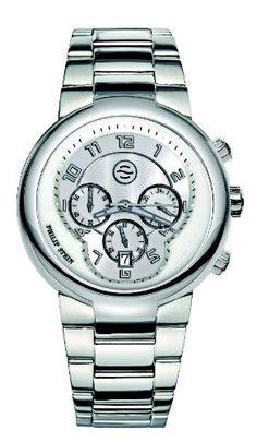 Philip Stein Men's 32-AW-SS Active Stainless Steel Bracelet Watch