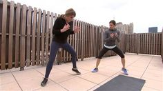 3 workouts for new moms: Jenna Wolfe's 'Thinner in 30' fitness challenge