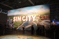 Sim City Booth