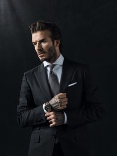 Tudor choisit David Beckham comme son nouvel ambassadeur