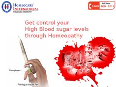 Diabetes is a problem with your body that causes blood glucose levels to rise higher than normal. It includes a few symptoms like increased urination, fatigue, weight loss, thirst, nausea and vomiting. Get the right treatment of homeopathy for diabetes and get a permanent cure from it. Homeocare International provides homeopathy treatment for diabetes through expert homeopaths.