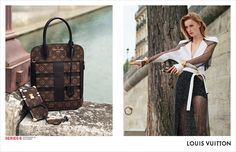 LOUIS VUITTON TAKES A NOSTALGIC TOUR THROUGH ITS HOME CITY OF PARIS FOR ITS SERIES 6 FILMBY OBI ANYANWUThere's no place like home for Louis Vuitton. After preparing to embark on space exploration for Series 5, the French atelier heads home to Paris for its Series 6 campaign and gives ...