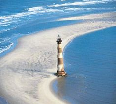 gorgeous!! Morris Island, Charleston, SC. Fun to walk out to it but you've got to beat tide!
