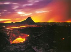 Kilauea volcano, Big Island Hawaii