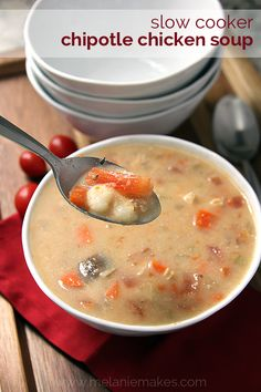 ... Pinterest   Chicken soups, Chicken barley soup and Creamy tomato soups