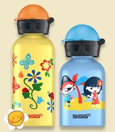 SIGG bottles - for kids, too!