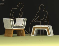 Shell Taburet On Behance | Wood Chairs | Pinterest | Behance, Galleries And  On Design Inspirations