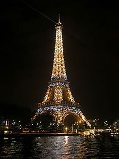 "the first time i visited paris, i thought, ""i was born to be here""."