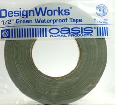 Oasis 12x60yd Green Waterproof Tape *** Be sure to check out this awesome product.Note:It is affiliate link to Amazon. #likeforlike