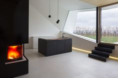 Strobl Winery by March Gut & Wolfgang Wimmer | Inspirationist