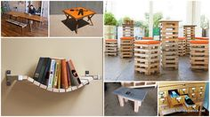 10 DIY Interior Furniture Ideas