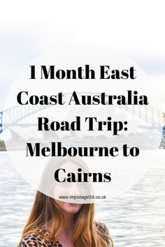 Check out my ultimate 1 month East Coast Australia road trip itinerary and travel guide from Melbourne to Cairns! See how we hired a campervan, the routes we took plus everything you need to see and do along the East Coast of Australia! Coast Australia, Visit Australia, South Australia, Western Australia, Australia Travel, Campervan Australia, Australia Visa, East Coast Road Trip, Thing 1