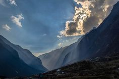 Langtang Valley by Sunil Manandhar on 500px