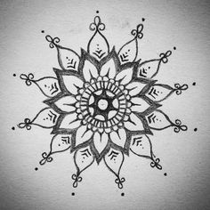 Mandala / Inspiration / Idea  / Tattoo