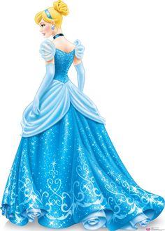 Large Cinderella - rear facing