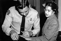On 12/01/1955, in Montgomery, AL, Rosa Parks refused to obey bus driver's order to give up her seat in the colored section to a white passenger.  Parks was not the first person to resist bus segregation. Bayard Rustin 1942, Irene Morgan 1946, Sarah Louise Keys 1952, & the members of the ultimately successful Browder v. Gayle lawsuit (Claudette Colvin, Aurelia Browder, Susie McDonald, and Mary Louise Smith) who were arrested in Montgomery for not giving up their bus seats months before Parks.