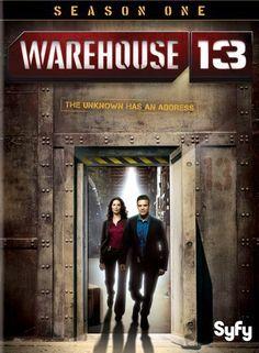 Warehouse 13 (TV Series 2009– )