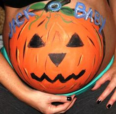 use our fda approved paints to turn your pregnant belly into a work of art or choose baby bump stickers or the pregnancy art henna kit - Pregnant Halloween Painted Bellies