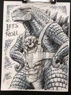 Discover recipes, home ideas, style inspiration and other ideas to try. All Godzilla Monsters, Godzilla Comics, Godzilla Godzilla, Godzilla Franchise, Monster Board, Pokemon, Monster Hunter, Cultura Pop, King Kong
