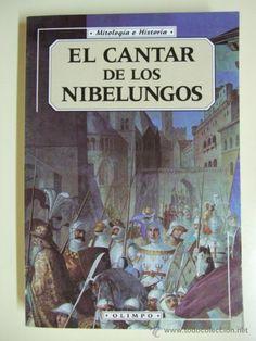 El cantar de los Nibelungos (portada)