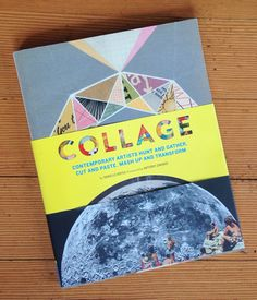 The Jealous Curator, aka Danielle Krysa, knows a thing or two about #collage. She celebrated her favorite medium and gave us a peek behind the scenes of her brand-new book!