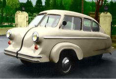 1954 Bassons Tri-Car Stationette