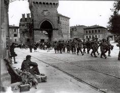 1945, la liberazione di Bologna.