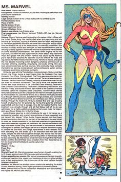 La Miss Marvel original Miss Marvel, Hq Marvel, Marvel Comic Universe, Comics Universe, Captain Marvel, Marvel Comic Character, Comic Book Characters, Marvel Characters, Comic Books Art